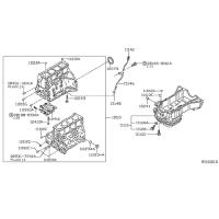 OEM Nissan 11000-MA00B Cylinder Block_3