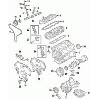 OEM Nissan 11042-EA225 Valve Grind Gasket Kit