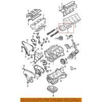 OEM Nissan 11044-2Y905 Cylinder Head Gasket