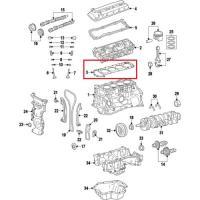 OEM Nissan 11044-3TA0A Head Gasket