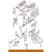 OEM Nissan 11044-70F00 Cylinder Head Gasket