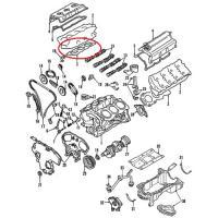OEM Nissan 11044-8J107 Head Gasket