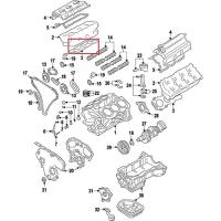 Nissan 11044-EA205 Cylinder Head Gasket