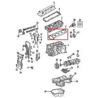 Nissan 11044-ET80A Head Gasket