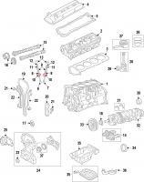 Nissan 11099-6nissan26a valve seats