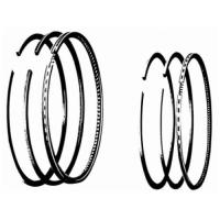ISUZU 1-12121001-0 ENGINE PISTON RING SET