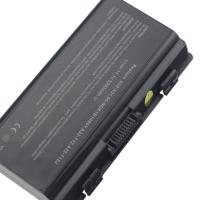 Replacement Laptop Battery for ASUS A32-X51 A32-T12 T12C T12ER X51H X51L X51C X58L X58LE Li-ion 6 Cell 11.1v 5200mAh/58WH 1
