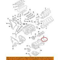 Nissan 11121-7Y010 Oil Pan Gasket