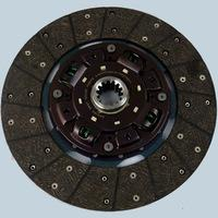 ISUZU 1-31240889-0 FVR 6SD1 Clutch Disc
