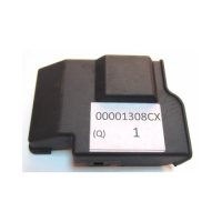 Peugeot 1308.cx fan relay cover