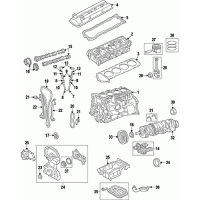 Nissan 13091-1jb1a chain guide