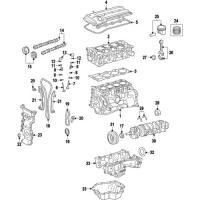 Nissan 13202-1KC0A EXHAUST VALVE