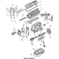 Nissan 13210-U0100 Valve Keeper