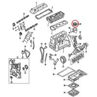 Nissan 12033-ZB00A Piston Ring Set