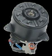 Toyota 16363-22100 motor fan