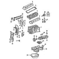 Nissan 12117-JA00A Connecting Rod Bearing