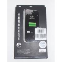 MOPHIE JUICE PACK AIR RECHARGEABLE EXTERNAL BATTERY SNAP CASE FOR IPHONE 4