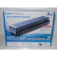 Iriscan anywhere 2 portable scanner