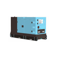 PERKINS CLOSED TYPE 135 KVA CANOPY