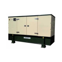 PERKINS CLOSED TYPE 180 KVA CANOPY