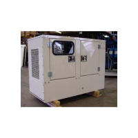 PERKINS CLOSED TYPE 650 KVA CANOPY