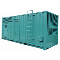 PERKINS CLOSED TYPE 1000 KVA CANOPY