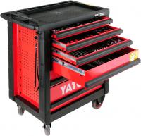 Roller cabinet with 177pcs tools
