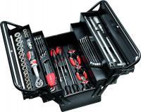 Metal Tools Box with 64pcs Hand Tools Sets_8