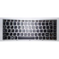 Lenovo Ideapad U460 U460A Keyboard 25-011178 T2S-US Silver Frame