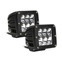 D2 Driving High & Low Dual Function LED Lights (Pair)
