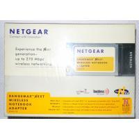 Netgear wg311 wg311v3 ieee 802.11b/g 54mbps wireless pci adapter card w/ antenna