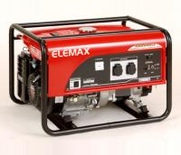 5.8 KV KEY START SH6500EX WITH BATTERY ELEMAX HONDA PETROL GENERATOR -MADE IN JAPAN