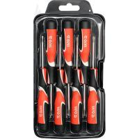 YATO Precision Screwdriver Set 6pcs (Flat+Philip+Torx) YT-25863