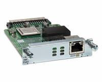 Cisco vwic3-1mft-g703 = 1-port 3rd gen multiflex trunk voice/wan int
