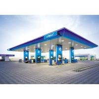 CINMAR LIGHTING SYSTEMS ADNOC PETROL STATIONS ABU DHABI