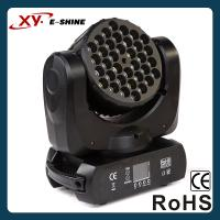 XY-3603M 36X3W LED BEAM MOVING HEAD LIGHT