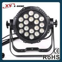 XY-1810F WATERPROOF IP65 18X10W LED PAR LIGHT