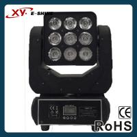 9*12w led matrix