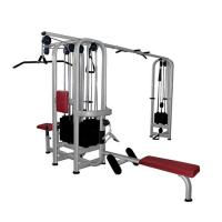 SPORTS LINKS FM-1007-MULTI-JUNGLE 5-STACK STRENGTH EQUIPMENTS