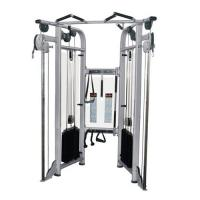 SPORTS LINKS FM-1002-DUAL ADJUSTABLE PULLEY STRENGTH EQUIPMENTS