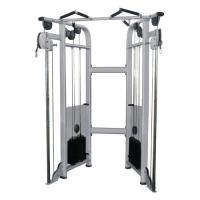 SPORTS LINKS FM-1001-DUAL ADJUSTABLE PULLEY STRENGTH EQUIPMENTS
