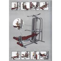 SPORTS LINKS HU 002 MULTISTATION 1 WT.STACKS STRENGTH EQUIPMENTS