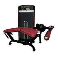 SPORT LINKS M7 – 2009 – PRONE LEG CURL STRENGTH EQUIPMENTS