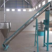 LITHOTECH FOOD AND SPICE MACHINERY SCREW CONVEYOR