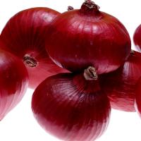 RED ONION FRESH VEGETABLES