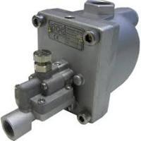 Zero air loss condensate drains