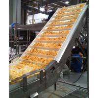 Plastic modular belt conveyors