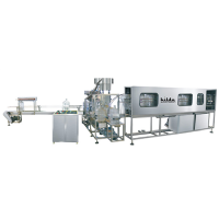Automatic 20 litre Jar Rinsing, Filling and Capping Machine with Shrink Tunnel_3