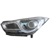 Hyundai  I40 3Z921 right& left side lights_4
