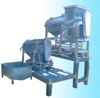 PULPER AND FINISHER FRUITS PULP PRODUCTION